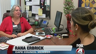 Rana Erbrick intends to run for Cape Coral Mayor - Video