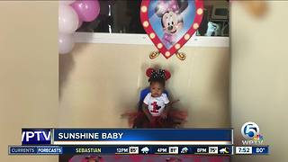 Sunshine Baby 10/1/17 - Video