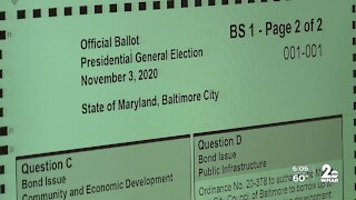 Thousands of Baltimore City ballots left to count