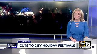 Top stories: South Mountain Freeway, Plane grounded in Phoenix, Glendale Glitters cut - Video