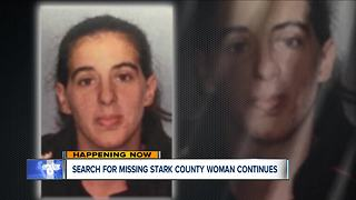 National group continues search for missing Stark County woman - Video