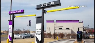 Taco Bell getting a redesign