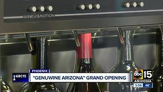 Genuwine Arizona opens in Phoenix - Video