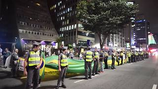 Brazilians protest Federal Supreme Court decision on Lula's case