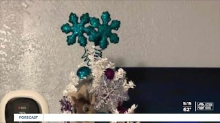 People holiday decorating early to deal with pandemic stress