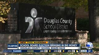 Where Douglas County School Board candidates stand on vouchers - Video