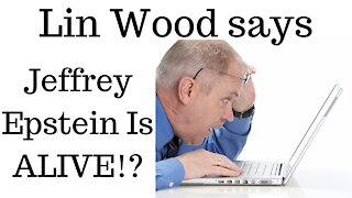 Lin Wood Claims Jeffrey Epstein Is Alive!?