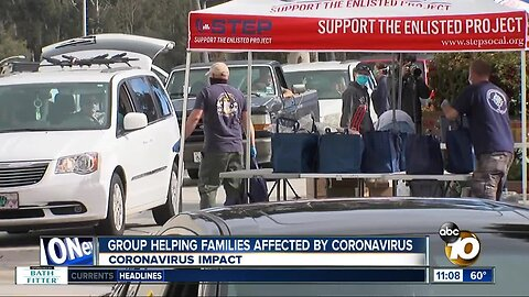 Group helping families affected by Coronavirus
