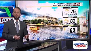 Florida's Most Accurate Forecast with Jason on Sunday, May 5, 2019