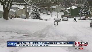 While methods unclear, Farmer's Almanac predicts cold winter