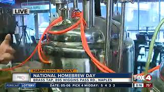 Celebrate National Homebrew Day - Video