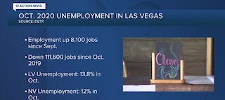 Some jobs returning to Nevada