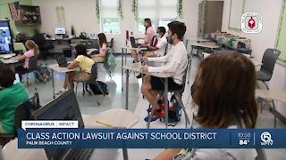 Hearing Wednesday for class action lawsuit against School District of Palm Beach County