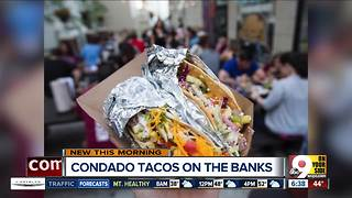 Condado Tacos plans to open at the Banks by Reds Opening Day - Video