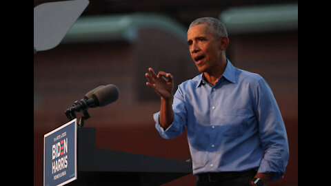 'He Messed It Up': Read Obama's Full Scathing Rebuke Of Trump In First Campaign Speech For