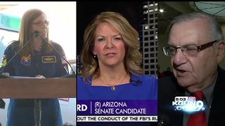 Interview with Kelli Ward about gun reform laws - Video