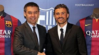 Luis Enrique unveiled as new FC Barcelona manager