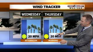 13 First Alert Weather for October 11 2017 - Video