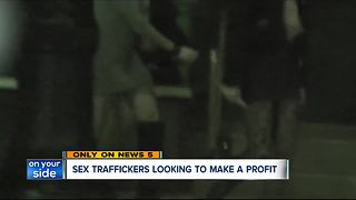 Sex Traffickers looking to make a profit during NBA Finals - Video