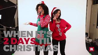Generation Gap's countdown to Christmas: 2 Days - Video
