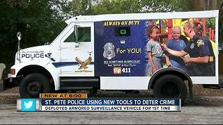 St. Pete Police using new tools to catch crooks - Video