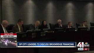 Overland Park to discuss Brookridge redevelopment plan