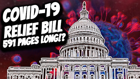 Democrats' COVID Relief Bill Is 591 Pages Long, Full Of Unrelated Pork That Doesn't Help Americans