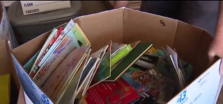 More than 6,000 books collected during drive