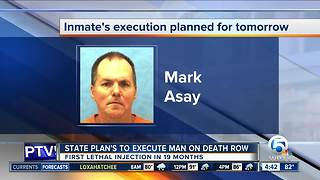 Florida Supreme Court rejects execution appeal