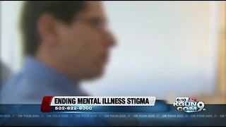 Ending the mental health stigma