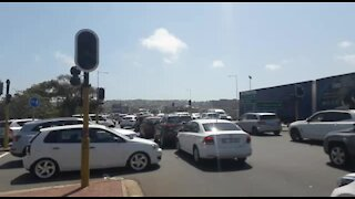 SOUTH AFRICA - Durban - Load shedding affecting traffic (Videos) (UJG)