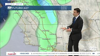 23ABC Evening weather update April 23, 2021