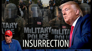 It's Time for Trump to Invoke INSURRECTION and Seize All Ballots - FINAL