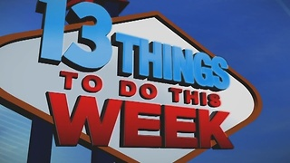 This Week's 13 Things To Do 12/9/16 - Video