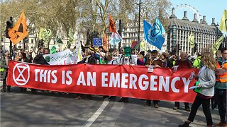 Climate Change Protesters In London Cause A Week Of Chaos