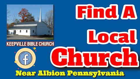 Albion Pa Churches Keepville Bible Church Keepville Pa