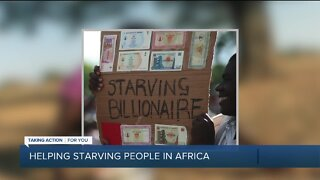 Helping Hunger in Africa