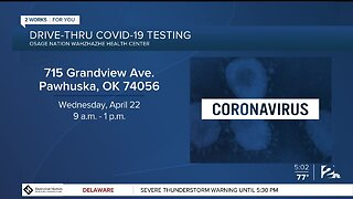 Osage Nation to Provide COVID-19 Testing