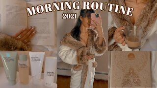 Winter Morning Routine 2021