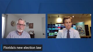 Facebook Q&A: Florida's new election law