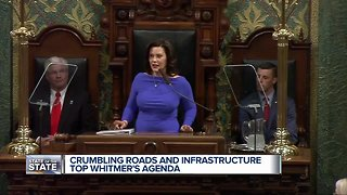 Governor Gretchen Whitmer delivers State of the State Address