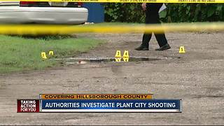 Deputies investigating shooting at home in Plant City - Video