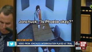 Johnchuck murder trial continues Tuesday