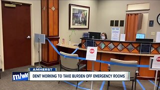 DENT working to take burden off emergency rooms