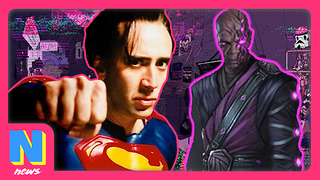 Star Wars Concept Art Turns Heroes to The Darkside, Nick Cage Finally Is Superman - Video