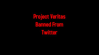Project Veritas Banned From Twitter 2-11-2021