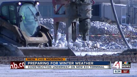 Edgemoor: 'We prepare for' winter, expect minimal weather-related delays
