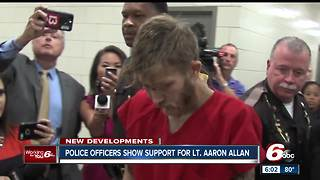 Jason Brown, suspect accused of killing Lt. Allan, could face death penalty - Video