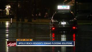 Roads flooded in Hillsborough County: A warning for drivers - Video