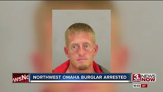 Arrest made in Northwest Omaha burglary - Video